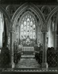 Interior view of St.Mary's Church circa 1906