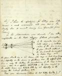 Letter from Sir John Herschel to John Tatem. 1823