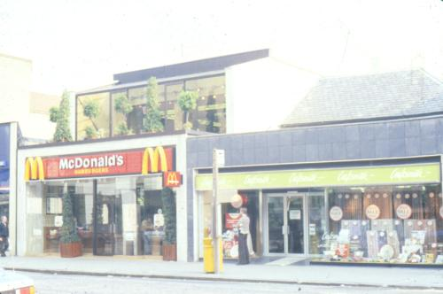Mcdonalds slough high street